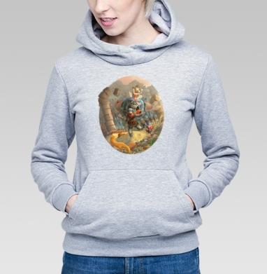 Погоня  - Купить детские толстовки с роботами в Москве, цена детских  с роботами  с прикольными принтами - магазин дизайнерской одежды MaryJane