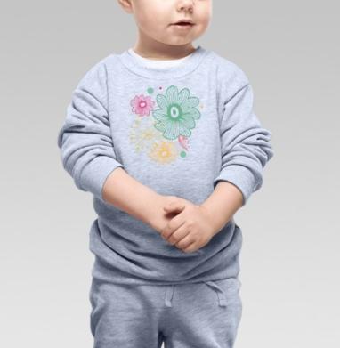 Полоса лета - Купить детские свитшоты романтика в Москве, цена детских свитшотов романтических  с прикольными принтами - магазин дизайнерской одежды MaryJane