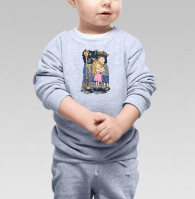 Together - Купить детские свитшоты романтика в Москве, цена детских свитшотов романтических  с прикольными принтами - магазин дизайнерской одежды MaryJane