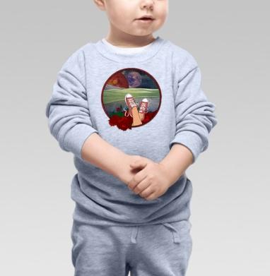 We need a Doctor - Купить детские свитшоты с природой в Москве, цена детских свитшотов с природой  с прикольными принтами - магазин дизайнерской одежды MaryJane