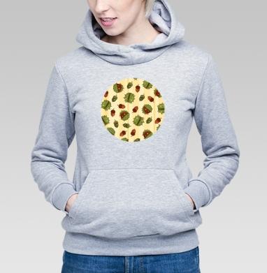 Дары природы - Купить детские толстовки осень в Москве, цена детских толстовок осенних  с прикольными принтами - магазин дизайнерской одежды MaryJane