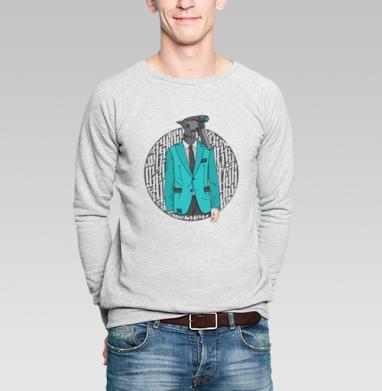 Распылитель - Купить мужские свитшоты с людьми в Москве, цена мужских свитшотов с людьми  с прикольными принтами - магазин дизайнерской одежды MaryJane