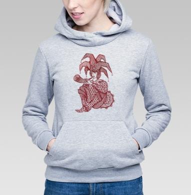 Лиричный скоморох - Купить детские толстовки этно в Москве, цена детских толстовок этно  с прикольными принтами - магазин дизайнерской одежды MaryJane