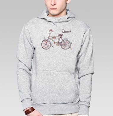 Десна I (ностальгический велосипед) - Толстовки детские