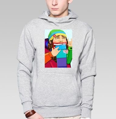 Люблю Сноубординг - Модные, стильные толстовки.
