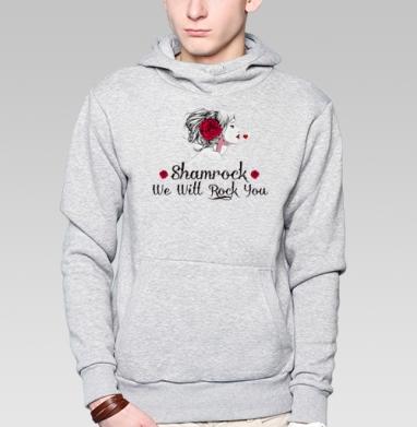 Shamrock - Модные, стильные толстовки.