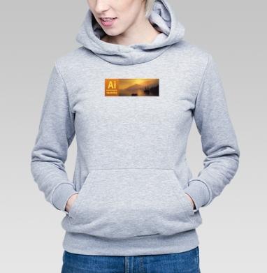 Ai vazovsky - Купить детские толстовки с живописью в Москве, цена детских толстовок с живописью  с прикольными принтами - магазин дизайнерской одежды MaryJane