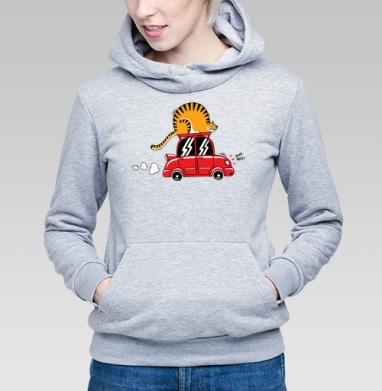 Бип-Беп! - Купить детские толстовки с автомобилями в Москве, цена детских толстовок с автомобилями  с прикольными принтами - магазин дизайнерской одежды MaryJane