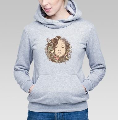 Dame Nature - Купить детские толстовки осень в Москве, цена детских толстовок осенних  с прикольными принтами - магазин дизайнерской одежды MaryJane