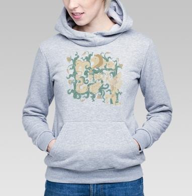 Darwin's Theory - Купить детские толстовки с индейцами в Москве, цена детских толстовок с индейцами  с прикольными принтами - магазин дизайнерской одежды MaryJane