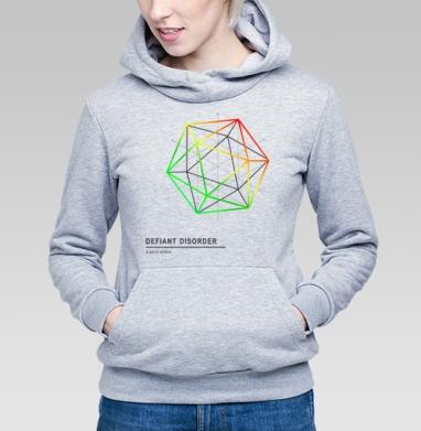 Defiant disorder - Купить детские толстовки с геометрическим рисунком в Москве, цена детских  с геометрическим рисунком  с прикольными принтами - магазин дизайнерской одежды MaryJane