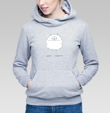 День задался - Купить детские толстовки с программистом в Москве, цена детских толстовок с программистом с прикольными принтами - магазин дизайнерской одежды MaryJane