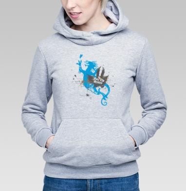 Dragon love - Купить детские толстовки с бабочками в Москве, цена детских толстовок с бабочкой с прикольными принтами - магазин дизайнерской одежды MaryJane