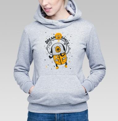 Dream in space - Купить детские толстовки с собаками в Москве, цена детских толстовок с собаками  с прикольными принтами - магазин дизайнерской одежды MaryJane