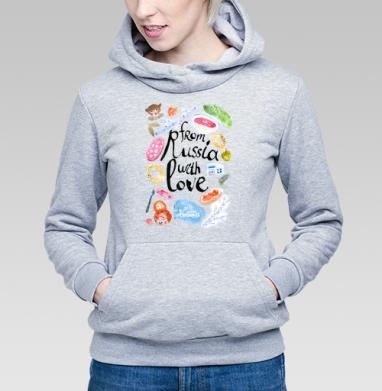 Из России с любовью - Купить детские толстовки Россия в Москве, цена детских  Россия  с прикольными принтами - магазин дизайнерской одежды MaryJane