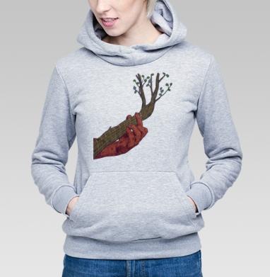Красная рука - Купить детские толстовки с природой в Москве, цена детских  с природой  с прикольными принтами - магазин дизайнерской одежды MaryJane