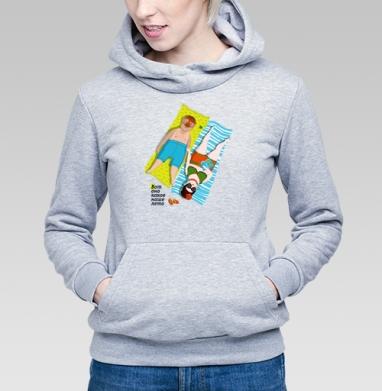 Лето - Купить детские толстовки парные в Москве, цена детских толстовок парных  с прикольными принтами - магазин дизайнерской одежды MaryJane