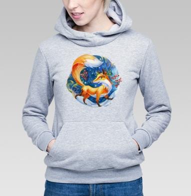 Лисонька - Купить детские толстовки с персонажами в Москве, цена детских толстовок с персонажами  с прикольными принтами - магазин дизайнерской одежды MaryJane