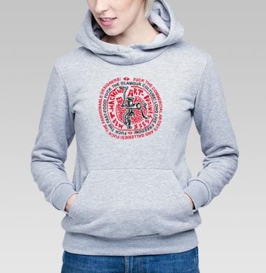 MEET-MACHINE of ART-BUSINESS - Купить детские толстовки модные в Москве, цена детских толстовок модных  с прикольными принтами - магазин дизайнерской одежды MaryJane