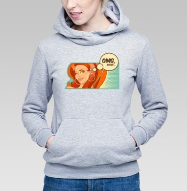 OMG, dear... - Купить детские толстовки с любовью в Москве, цена детских толстовок с любовью  с прикольными принтами - магазин дизайнерской одежды MaryJane