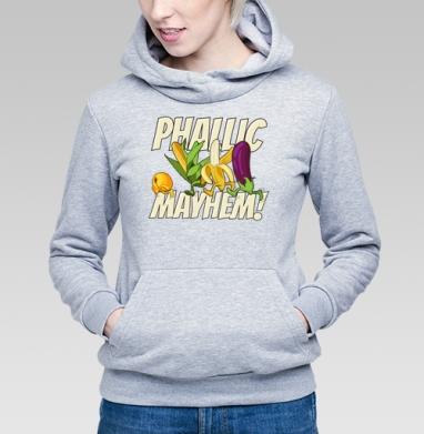 Phallic Mayhem! - Купить детские толстовки с фруктами в Москве, цена детских толстовок с фруктами  с прикольными принтами - магазин дизайнерской одежды MaryJane