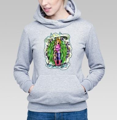 Природная - Купить детские толстовки с грибами в Москве, цена детских толстовок с грибами с прикольными принтами - магазин дизайнерской одежды MaryJane