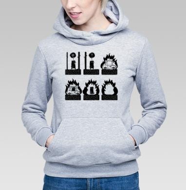 Про Медведя - Купить детские толстовки с автомобилями в Москве, цена детских толстовок с автомобилями  с прикольными принтами - магазин дизайнерской одежды MaryJane