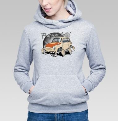 Ретробот - Купить детские толстовки с автомобилями в Москве, цена детских толстовок с автомобилями  с прикольными принтами - магазин дизайнерской одежды MaryJane