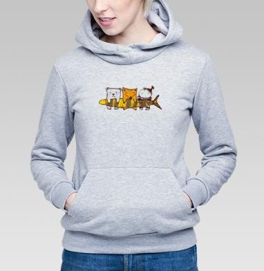 Рыбачки - Купить детские толстовки с медведем в Москве, цена детских  с медведем  с прикольными принтами - магазин дизайнерской одежды MaryJane