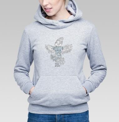 Свободный духом - Купить детские толстовки с людьми в Москве, цена детских толстовок с людьми  с прикольными принтами - магазин дизайнерской одежды MaryJane