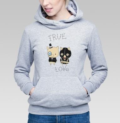 true love - Купить детские толстовки парные в Москве, цена детских толстовок парных  с прикольными принтами - магазин дизайнерской одежды MaryJane