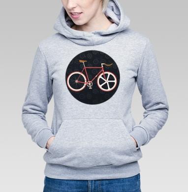 Велик - Купить детские толстовки с велосипедом в Москве, цена детских толстовок с велосипедом  с прикольными принтами - магазин дизайнерской одежды MaryJane