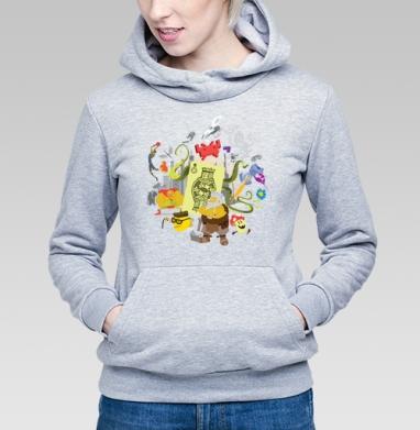 Весь ИгроМир - Купить детские толстовки с играми в Москве, цена детских толстовок с играми  с прикольными принтами - магазин дизайнерской одежды MaryJane
