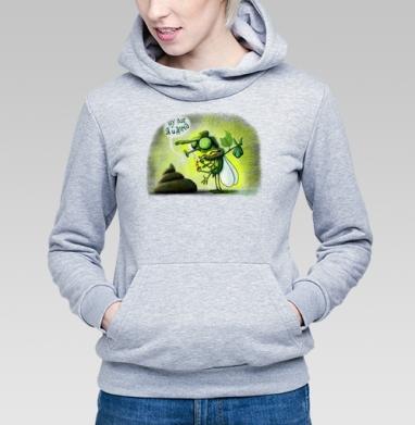 Возвращение домой - Купить детские толстовки с насекомыми в Москве, цена детских толстовок с насекомыми  с прикольными принтами - магазин дизайнерской одежды MaryJane