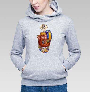 Йо-хо-хо и борода птенцов - Купить детские толстовки с лицом в Москве, цена детских толстовок с лицом  с прикольными принтами - магазин дизайнерской одежды MaryJane