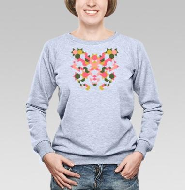 Геометрика - Купить детские свитшоты паттерн в Москве, цена детских свитшотов с паттерном  с прикольными принтами - магазин дизайнерской одежды MaryJane
