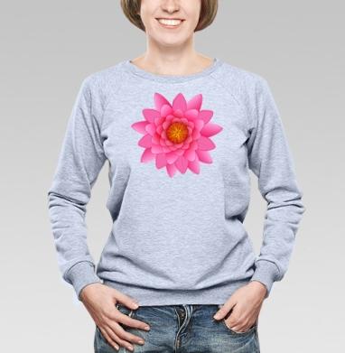 Лотос - символ чистоты - Купить детские свитшоты красивые в Москве, цена детских свитшотов красивых  с прикольными принтами - магазин дизайнерской одежды MaryJane