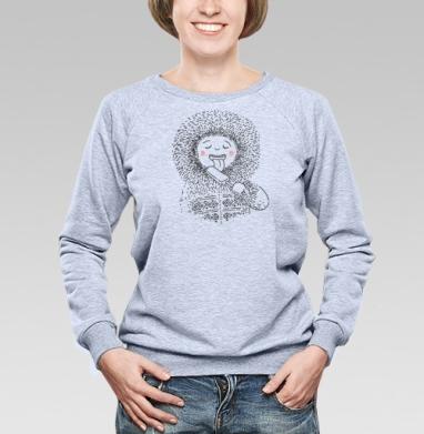 Я ЯКУТ - Купить детские свитшоты с мороженным в Москве, цена детских свитшотов с мороженным  с прикольными принтами - магазин дизайнерской одежды MaryJane
