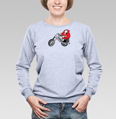 BIKEdeath - Купить детские свитшоты с мотоциклами в Москве, цена детских свитшотов с мотоциклами  с прикольными принтами - магазин дизайнерской одежды MaryJane