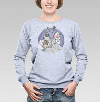Чёрно-Белая Жизнь - Купить детские свитшоты алкоголь в Москве, цена детских свитшотов с алкоголем с прикольными принтами - магазин дизайнерской одежды MaryJane