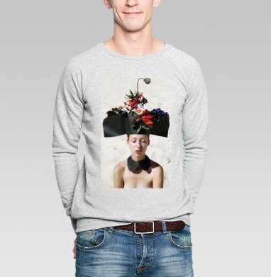Цветочница - Купить мужские свитшоты красивые в Москве, цена мужских свитшотов красивых  с прикольными принтами - магазин дизайнерской одежды MaryJane