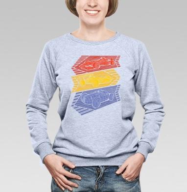 Grand Prix Legends - Купить детские свитшоты спортивные в Москве, цена детских свитшотов спортивных  с прикольными принтами - магазин дизайнерской одежды MaryJane