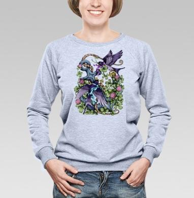 Ласточки - Купить детские свитшоты с крыльями в Москве, цена детских свитшотов с крыльями с прикольными принтами - магазин дизайнерской одежды MaryJane
