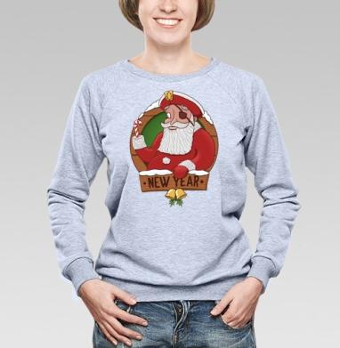 Пират Клаус  - Купить детские свитшоты с пиратом в Москве, цена детских свитшотов пиратских с прикольными принтами - магазин дизайнерской одежды MaryJane