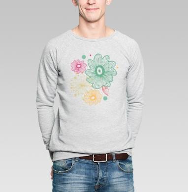 Полоса лета - Купить мужские свитшоты винтажные в Москве, цена мужских свитшотов винтажных  с прикольными принтами - магазин дизайнерской одежды MaryJane