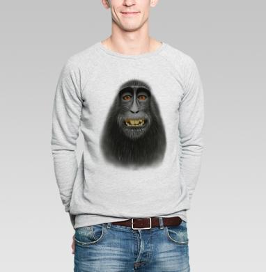 Попросили улыбнуться - Купить мужские свитшоты со смайлами в Москве, цена мужских  со смайлами с прикольными принтами - магазин дизайнерской одежды MaryJane