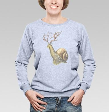 Snail - Купить детские свитшоты с насекомыми в Москве, цена детских свитшотов с насекомыми  с прикольными принтами - магазин дизайнерской одежды MaryJane