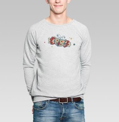 Тепло винтажных кружев - Купить мужские свитшоты винтажные в Москве, цена мужских  винтажных  с прикольными принтами - магазин дизайнерской одежды MaryJane