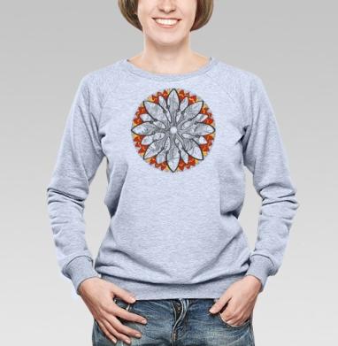 Ультра-чакра позитивация активация - Купить детские свитшоты этно в Москве, цена детских свитшотов этно  с прикольными принтами - магазин дизайнерской одежды MaryJane