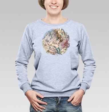 Windy dreams - Купить детские свитшоты с горами в Москве, цена детских свитшотов с горами с прикольными принтами - магазин дизайнерской одежды MaryJane